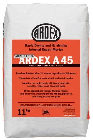 Ardex Ardurapid A 45 11kg